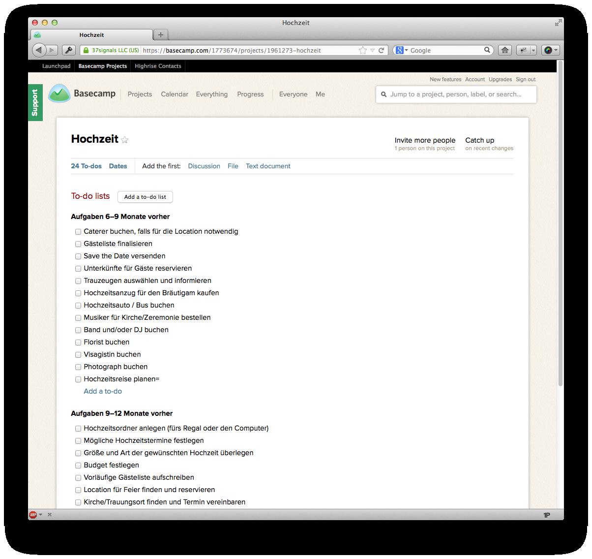 Großzügig Basecamp Projektvorlagen Galerie - Entry Level Resume ...