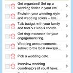 TheKnot App zur Hochzeitsvorbereitung